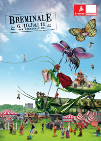 Breminale 2011 Poster