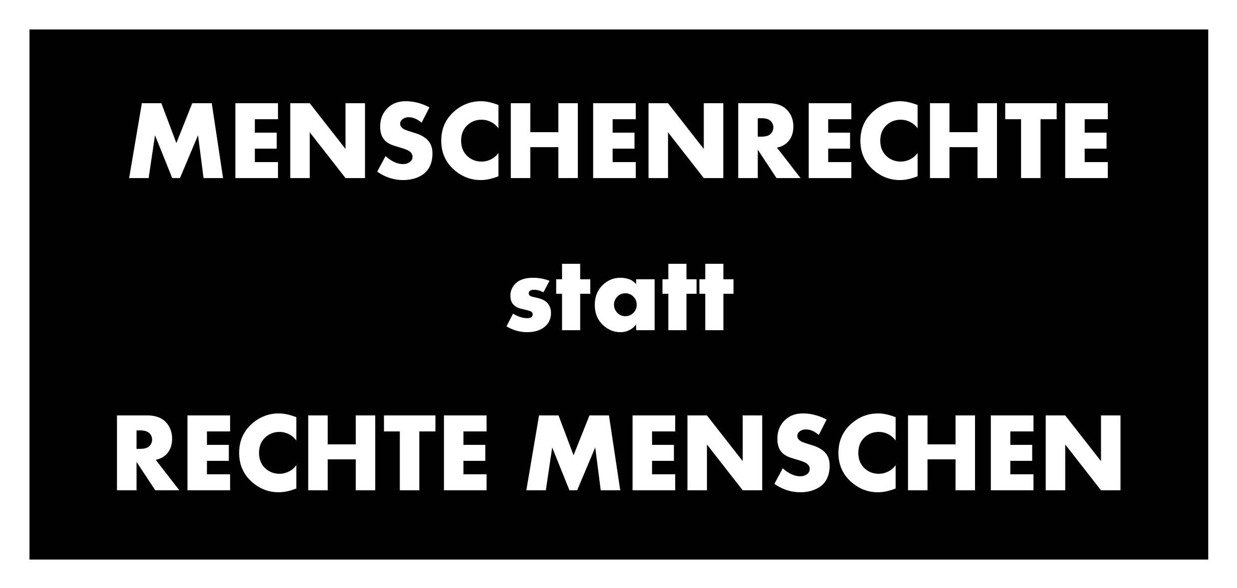 Sticker Gegen Rechts 2013